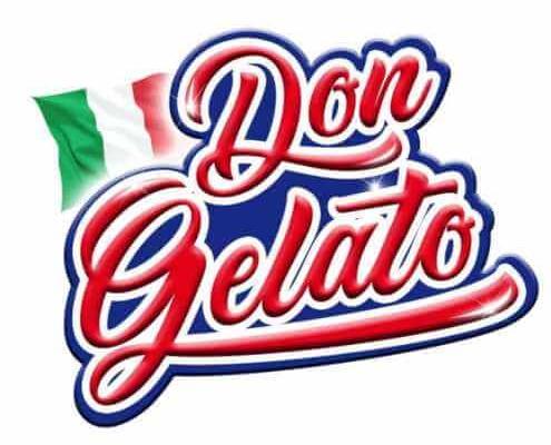 Дон Джелато лого