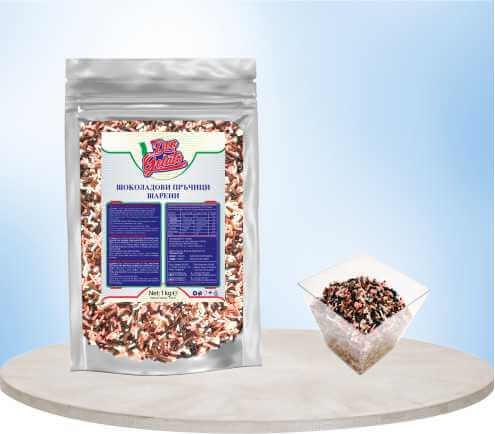 Шарени шоколадови пръчици Дон Джелато