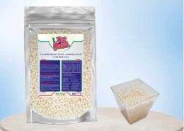 Бели захарни перли – слонова кост Дон Джелато