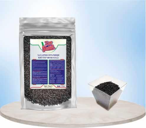 Захарни шоколадови пръчици Дон Джелато
