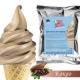 Суха смес за мек сладолед КАКАО - Вода