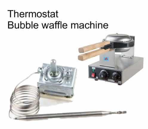 Термостат за гофретник Bubble waffle