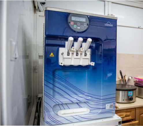 Машина за крем сладолед Carpigiani 243 P EVO