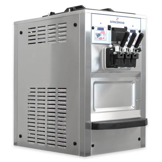 Професионална сладолед машина за крем сладолед Spaceman 6235A-C